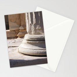 Doric column Stationery Cards