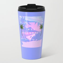 Ego-friendly Travel Mug