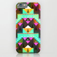 Aztec Mountain Slim Case iPhone 6s