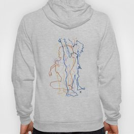 Blind Contour Hoody