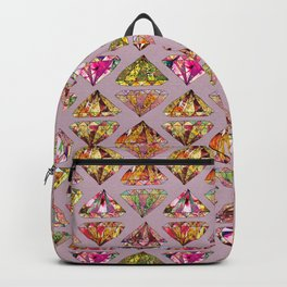 These Diamonds Are Forever Backpack