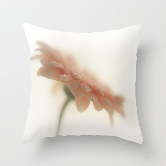 Touch of pink 2 Throw Pillow
