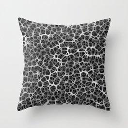Trypophobia Throw Pillow