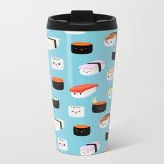 Sushi! Metal Travel Mug