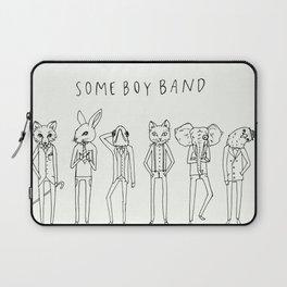 Some Boy Band Laptop Sleeve