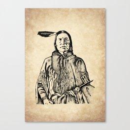 Blackfoot Canvas Print
