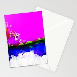 Color Song C5k by Kathy Morton Stanion Stationery Cards