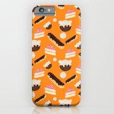 sweet things (on orange) Slim Case iPhone 6s