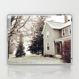 Winter Wonderland in Michigan Laptop & iPad Skin