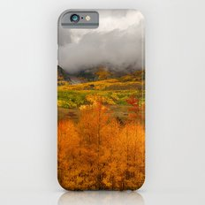 Colorado Fall Colors iPhone 6s Slim Case
