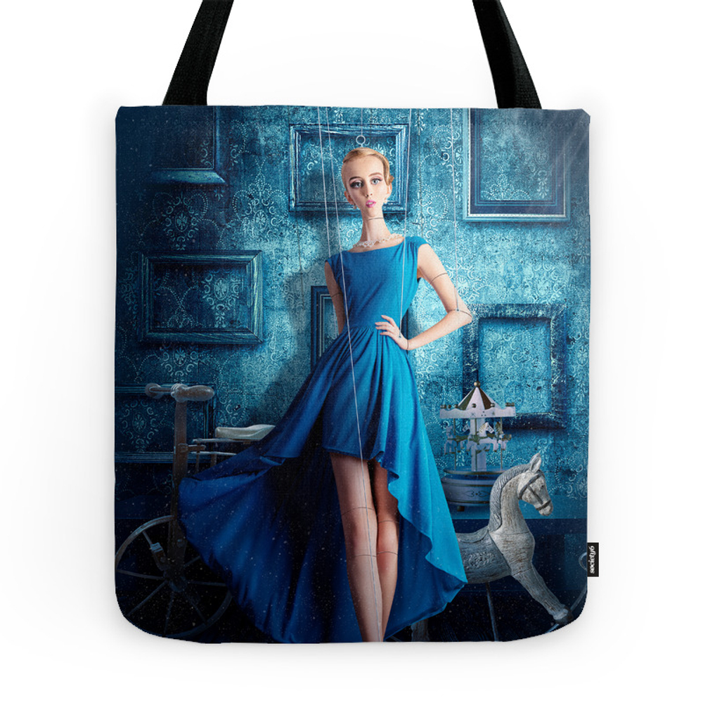 Lady Tote Purse by homa (TBG7457860) photo