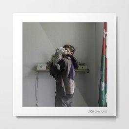 LOOK 30/6/2012 Metal Print
