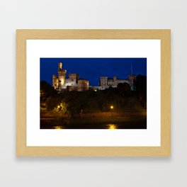Inverness Castle Framed Art Print