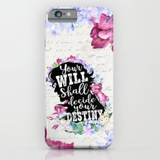Jane Eyre - Destiny iPhone 6 Slim Case