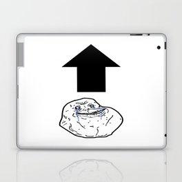 Forever Alone Laptop & iPad Skin