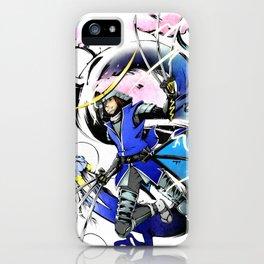 Date Masamune - Dragon iPhone Case