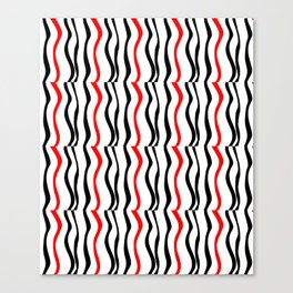 Mariniere marinière – new variations II Canvas Print