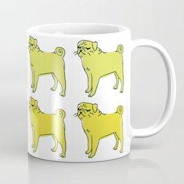 Smug pug club. Coffee Mug