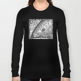 The Flammarion Engraving Long Sleeve T-shirt