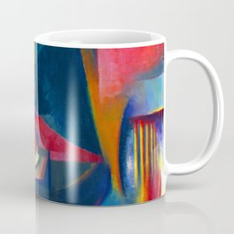 Stanton Macdonald Wright Synchromy III Coffee Mug