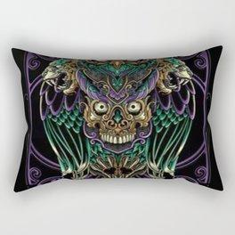 Grand Horned Owl - Rectangular Pillow