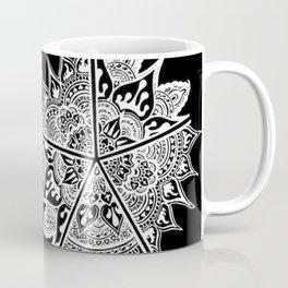 Mandala Etoiles Coffee Mug