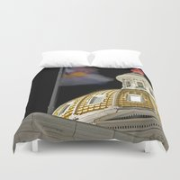 denver Duvet Covers featuring Denver Capitol  by Andrew C. Kurcan