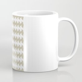 jaggered and staggered in tidal foam Coffee Mug