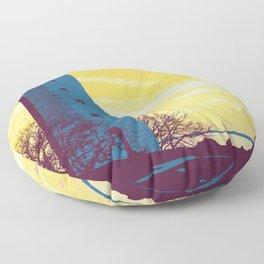 Presqu'ile Provincial Park Floor Pillow