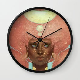Glimmer Wall Clock