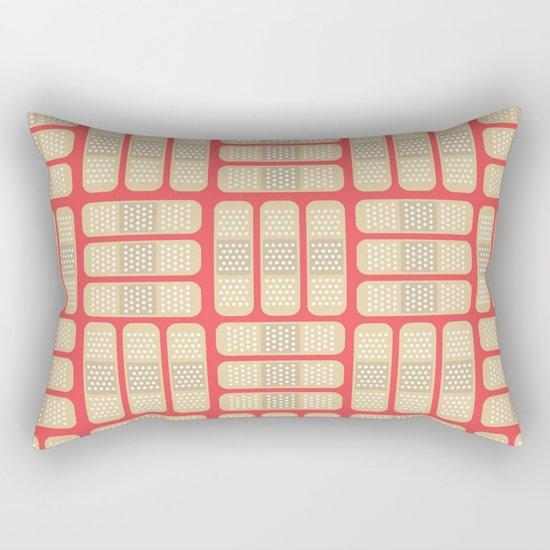 FirstAid Rectangular Pillow