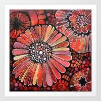 Flora I Art Print
