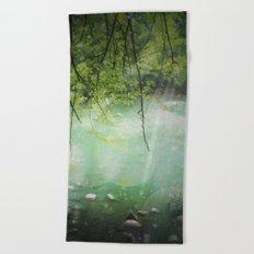 Mystere Beach Towel