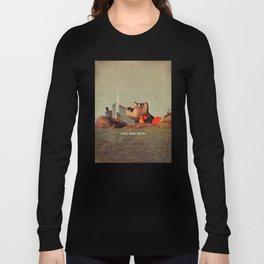 Love Is Always Waiting Long Sleeve T-shirt