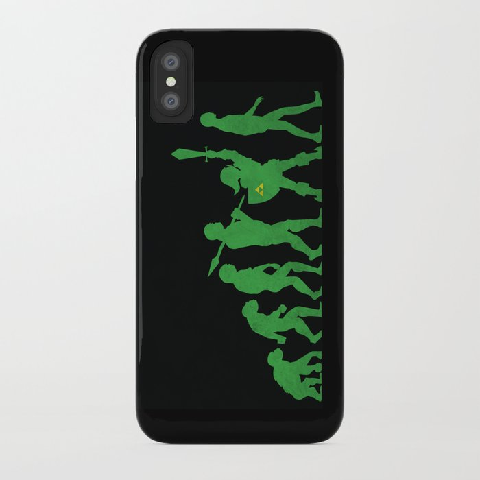 Missing Link iPhone Case