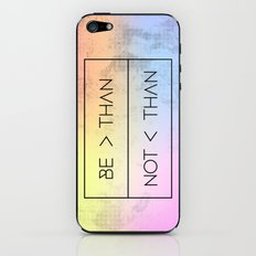 GREATER [RAINBOW] iPhone & iPod Skin
