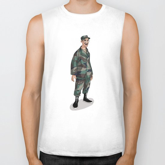 I'm going to Army Biker Tank