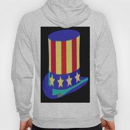 Uncle Sam Hat Pop Art Hoody