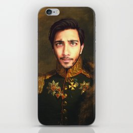 His Infernal Majesty iPhone Skin