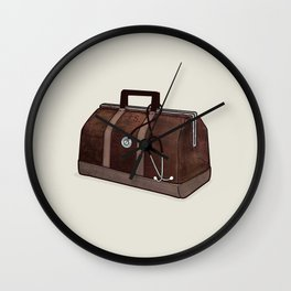 LOST Luggage / Jack Wall Clock