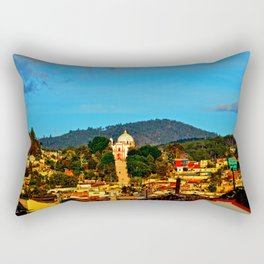 san cristobal de las casas Rectangular Pillow