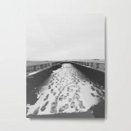 REDHOOK.  Metal Print