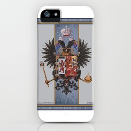 Imperial Splendour iPhone Case
