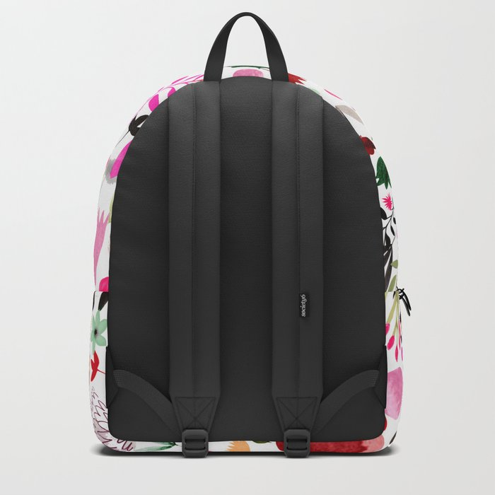 heart bloom Backpack