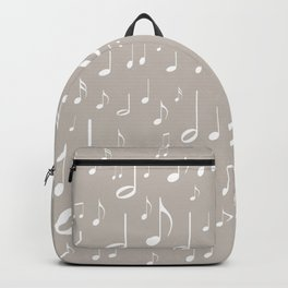 Musical notes Backpack
