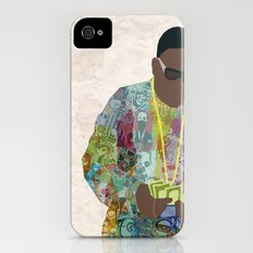 The Notorious iPhone (4, 4s) Slim Case