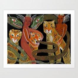 Ayahuasca Art Prints   Society6