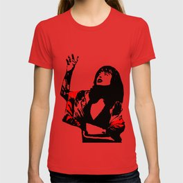 Red Jacket T-shirt