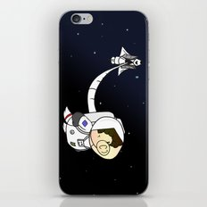 Astro Pig iPhone & iPod Skin