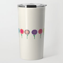 Little Maids all in a Row Travel Mug